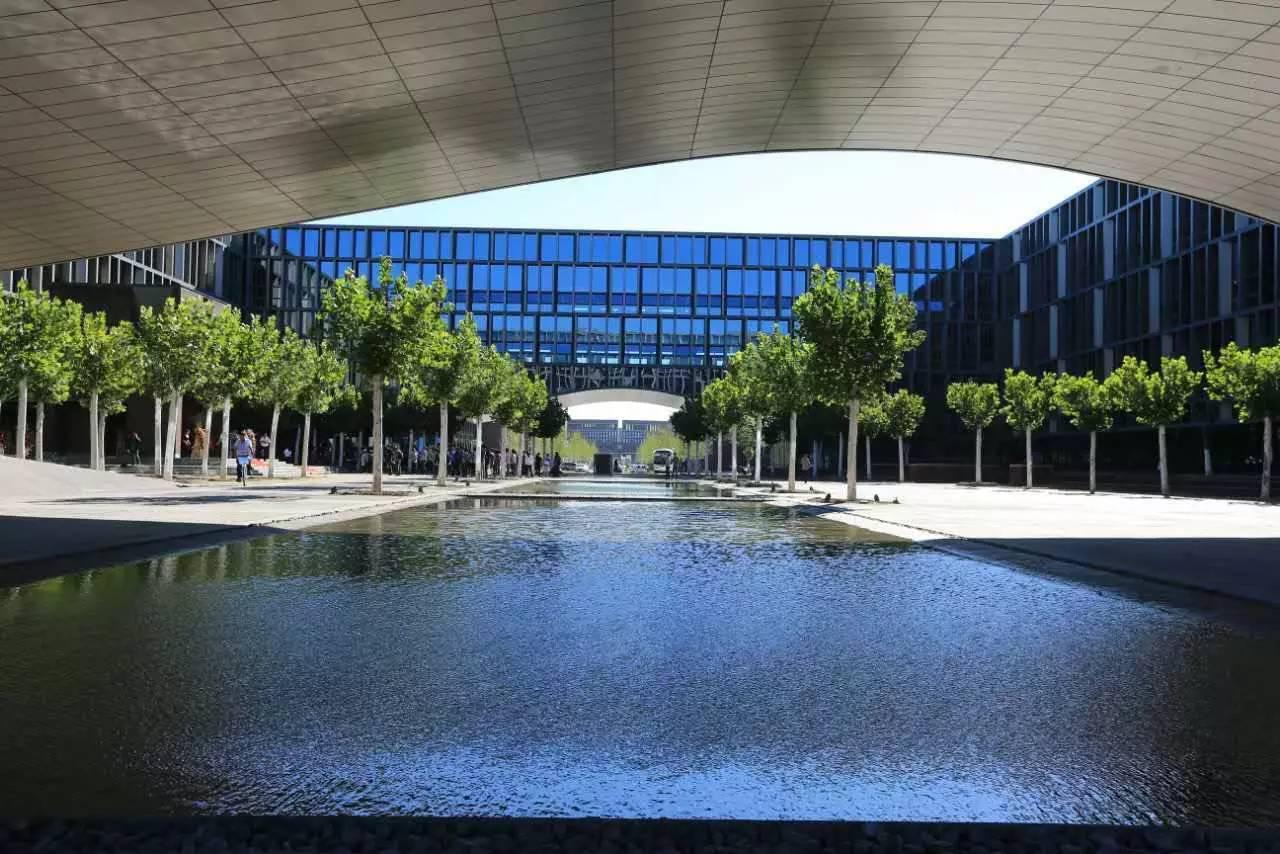 天津大学新校区图书馆项目的复杂程度远远超乎想象,如何节省时间