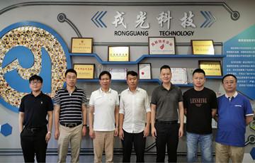 快讯!戎光科技与江苏建智工程管理有限公司签订战略合作协议