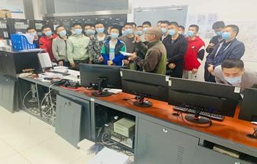 项目动态 | 长江之舟项目迎来陆军工程大学学生参观学习