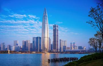 超高层建筑运维管理怎么做?戎光科技打造数字化资产管理新模式